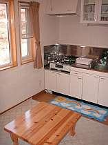 客室の一例 キッチン