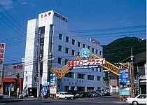 ビジネスホテル とん亭