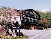 BELL鈴蘭小屋の外観