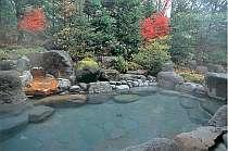 登別の格安ホテル 森の湯 山静館