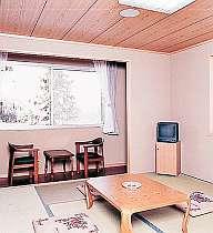 ホテルタイプの客室一例