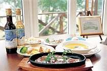 自慢の手料理が人気