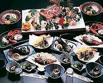 海の幸がいっぱいの料理(1例)