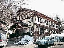 照葉荘  湯の小屋温泉の旅館