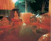【お風呂】本館「本陣」の温泉大浴場・露天風呂も入浴OK