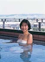 北浦湖畔を望む展望大浴場