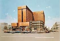 名古屋の中心、栄に立つ便利なホテル