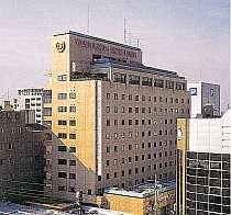 松山ワシントンホテルプラザ外観