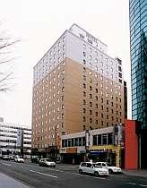 札幌・北大・丘珠の格安ホテル東横イン札幌駅北口