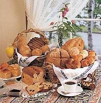 大好評のバリエーション豊かな手作りパン