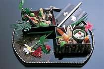 【食事贅沢プラン】萩名物★季節の天然素材満載プラン