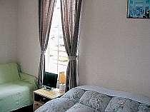 のんびりくつろげる快適な客室