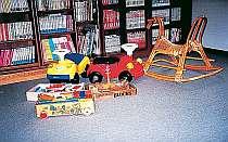 仲良しくつろぎホール おもちゃ、マンガ、絵本など