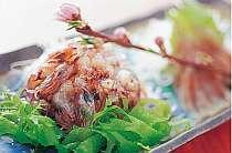 【春限定】ホタルイカを食べよう★ぷりぷりホタルイカ旬の会席♪造り・釜揚げ・天然昆布焼き・天ぷら・釜飯