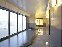 最上階の無料風呂