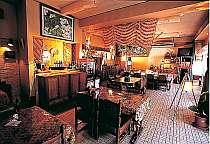 バリの雰囲気漂うレストラン