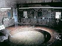 男性の岩風呂