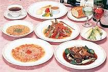 伊豆の海の幸、山の幸をふんだんに使ったフランス料理