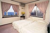 海一望のお部屋(一例)ツインベット