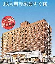 アパホテル〈加賀大聖寺駅前〉