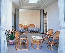 和室と洋室の2部屋構成の「リゾートイン」