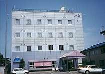米沢市中心部から近くのビジネスホテル