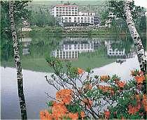 白樺湖 レイクサイドホテル 山幸閣