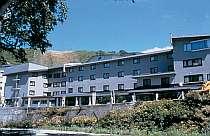 乳緑色の湯 志賀高原ホテル一望閣の写真