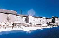 周辺にビッグなスキー場が点在。スキーの拠点に便利!
