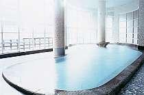 評判の温泉は、贅沢な自家源泉の「かけ流し」