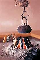 囲炉裏と天然温泉露天風呂コッヘル磐梯の画像
