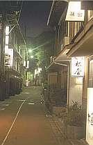 長門の格安ホテル 松屋旅館