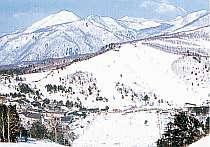 【直前割】志賀高原スキー場 全山共通 リフト1日券付♪食事なしの素泊りプラン