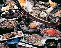 【じゃらん限定】伊勢海老+アワビ+舟盛りほか、旬の豪華食材が満載≪島の恵み盛り沢山≫プラン