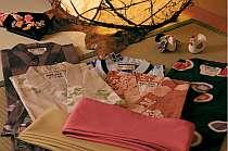 【デザイン色浴衣】女性用は選べるデザイン色浴衣を無料貸出。特別な演出、特別な滞在。