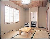 客室一例、バストイレ付和室