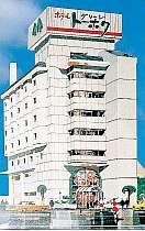 ホテル グリーントーホク