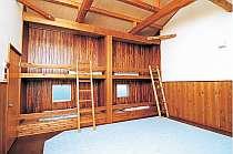 1階には和室もある。子供たちは2階を貸切?