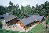 「啼鳥山荘(ていちょうさんそう)は、小鳥の声がこだまする事から命名されました。,長野県,啼鳥山荘(ほりでーゆー)