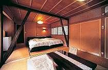 和室8帖+6帖ベットルーム+広縁