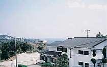 海が見える高台の宿。今井浜ビーチまで歩7分