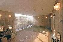 天然水使用大浴場
