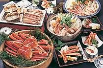 冬はカニの味三昧。日本海の幸に舌鼓