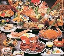 新鮮な海の幸/料理例(イメージ)