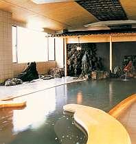[写真]庭園大浴場