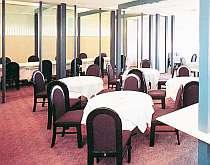 館内レストラン「セピオーラ」