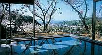 [写真]展望風呂からの眺め