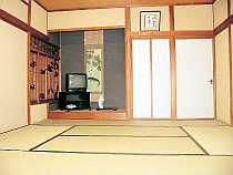 家族連れに最適な広い和室