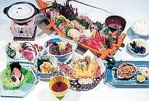 料理自慢の宿 平井荘