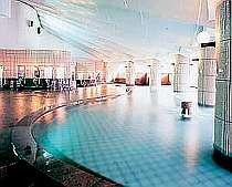 レイクリゾートホテル温泉入浴券付プランではホテルの温泉大浴場がご利用できます。
